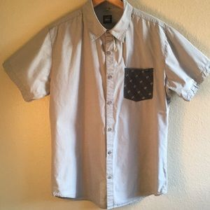 Men's LOST Casual Button Down